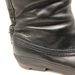 UGG Shoes - UGG Belcloud' Genuine Shearling Boot 12 BS2